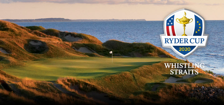 Whistling Straits, Home of the 2020 Ryder Cup